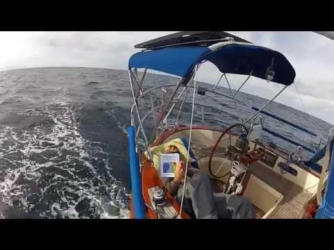 Tonga to New Zealand Single Handed Sailing