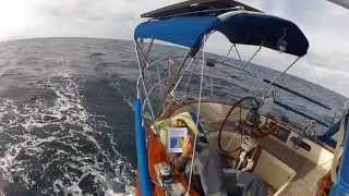 Tonga to New Zealand Single Handed Sailing