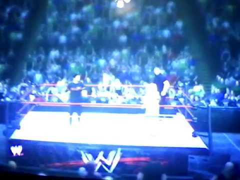 Male Vs. Female WWE'13