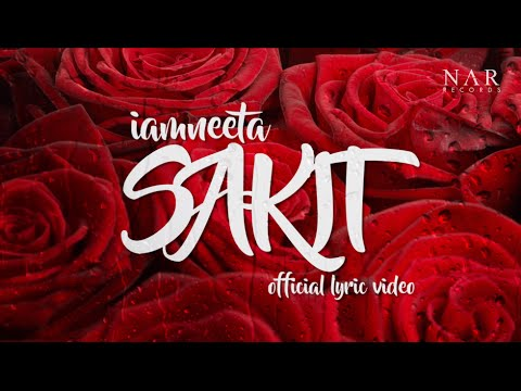 iamNEETA - Sakit (Official Lyric Video)