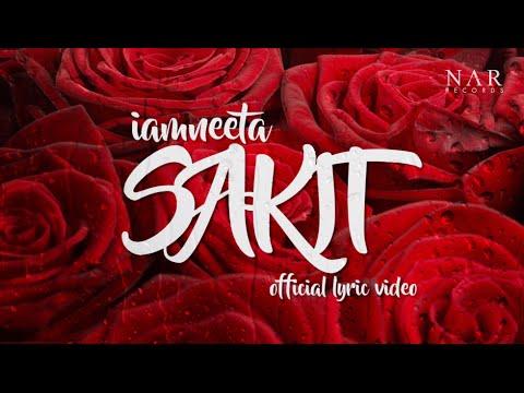 iamNEETA - Sakit (Official Lyric Video)