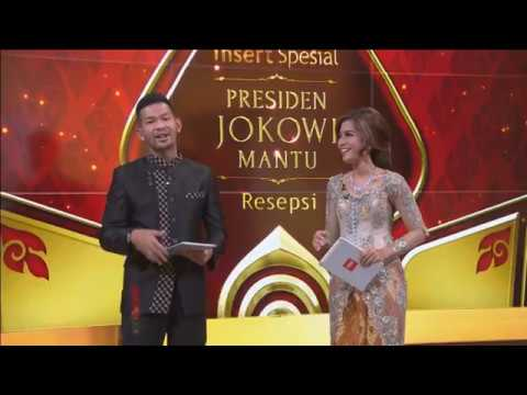 Resepsi Pernikahan Kahiyang - Bobby; Presiden Jokowi Mantu