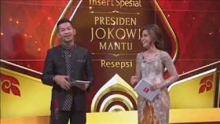 Video FULL - Resepsi Pernikahan Kahiyang Ayu - Bobby; Presiden Jokowi Mantu download MP3, 3GP, MP4, WEBM, AVI, FLV Oktober 2018
