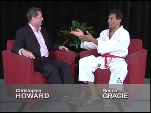 Chris Howard One on One with Rorion Gracie