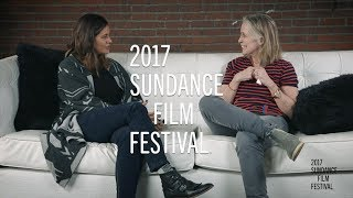 Sundance Film Festival 2017: Naomi Scott and Alix Madigan