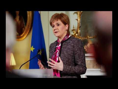 Nicola Sturgeon talks to Nick Robinson about devolved powers
