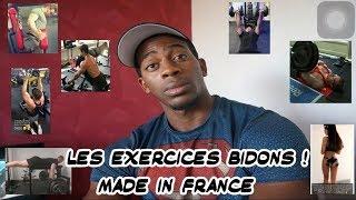 TOP 10 DES EXERCICES INUTILES (SPÉCIAL FRANÇAIS)