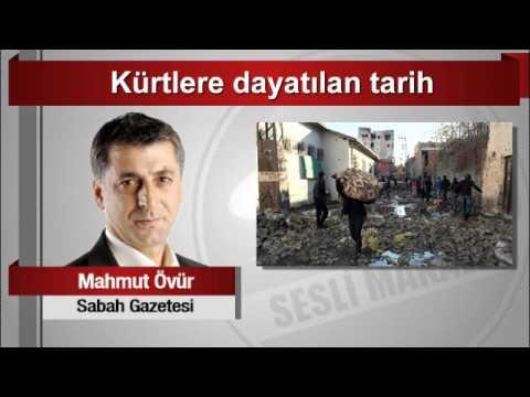 Mahmut Övür   Kürtlere Dayatılan Tarih