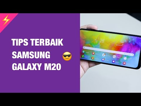 17 Tips Terbaik Samsung Galaxy M20 — Gaming, Kamera, Performa, dsb