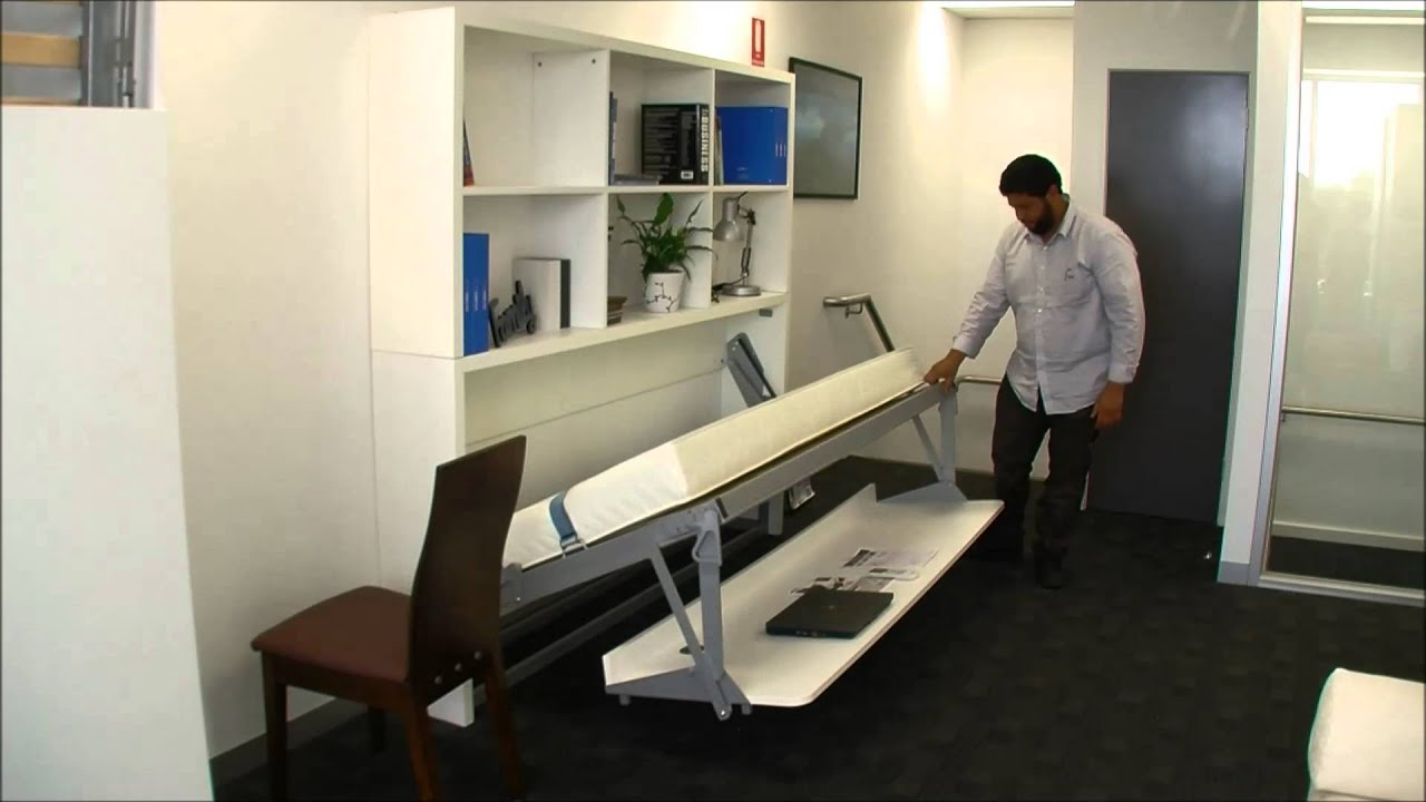 Hideaway Beds - VU Project - YouTube