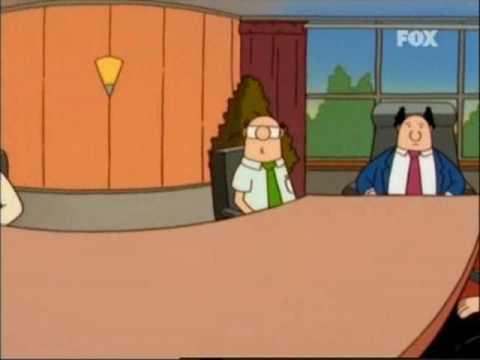 Dilbert. alice ingeniero