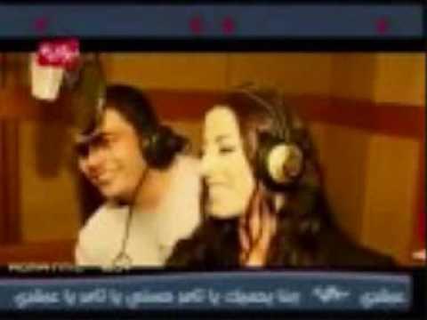 Amr Diab & Angela Dimitriou (grece & arabic)