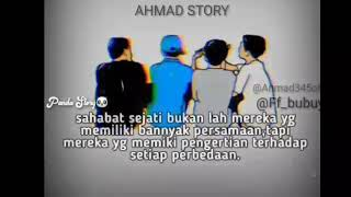 Story wa persahabatan