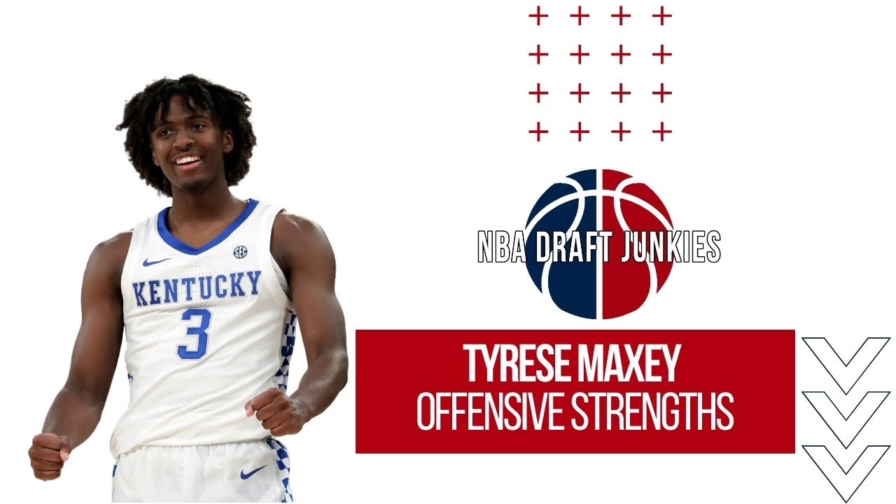 Tyrese Maxey Offensive Strengths Nba Draft Junkies 2020 Nba Draft Prospects Youtube