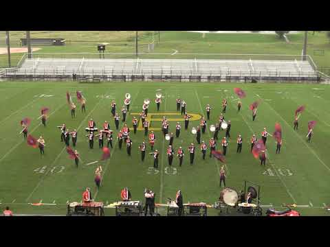 Dyer County High School Band from September 22, 2018