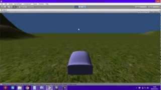 Tutorial Unity 3D #13 - Movimentação Basica de Carro!!
