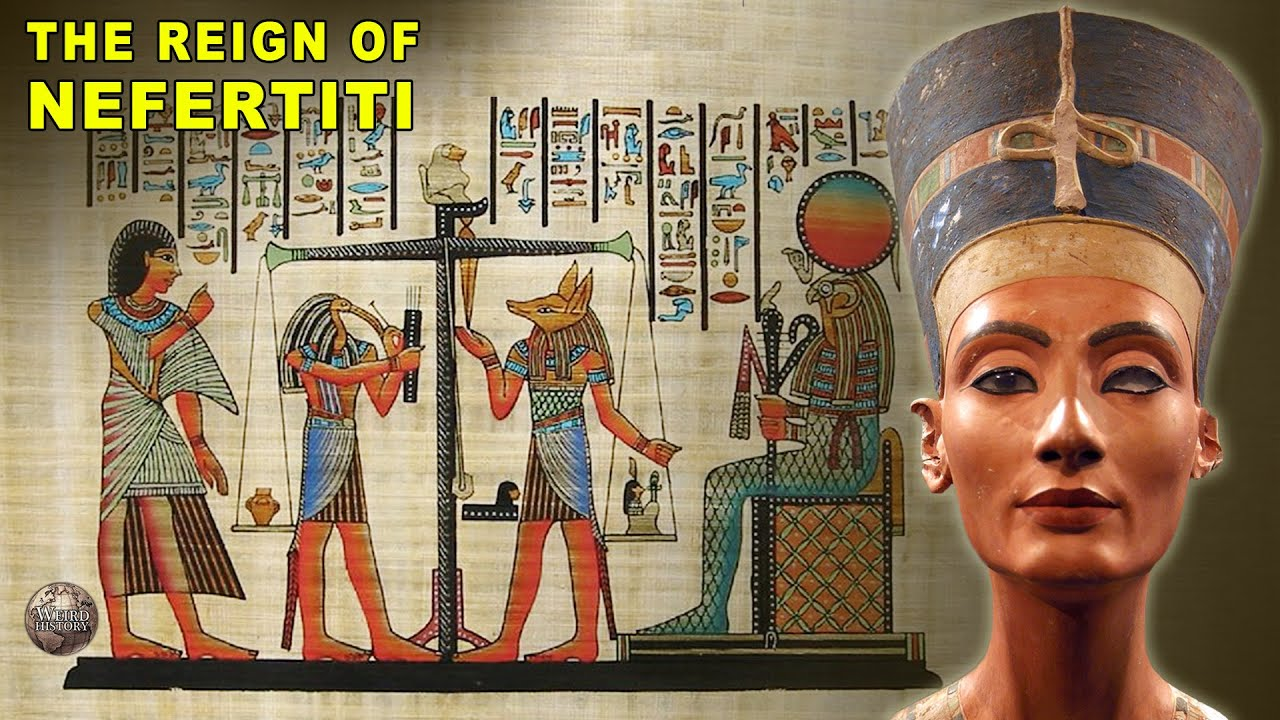 The Mysterious Life and Death of Egypt's Queen Nefertiti