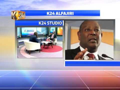 K24 Alfajiri : Up Close And Personal With Equity Bank CEO Dr. James Mwangi