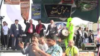 Malkoo Performs Live at Brooklyn Mela 2014