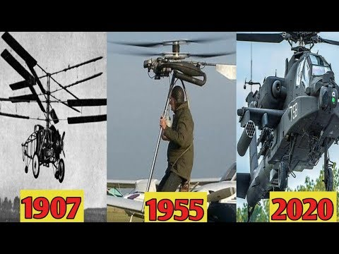 Evolution of Helicopters 1483 - 2006 | Documentary