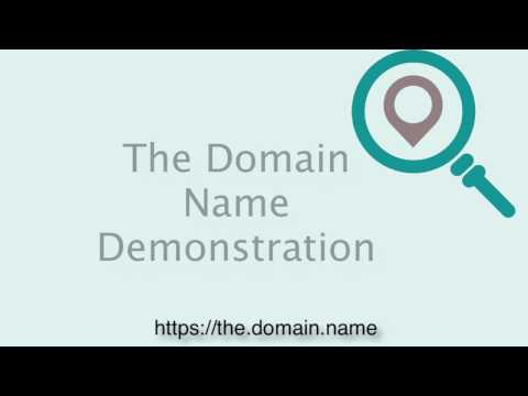 The Domain Name Expired Domain Names with back links for PBNs and SEO Demonstration