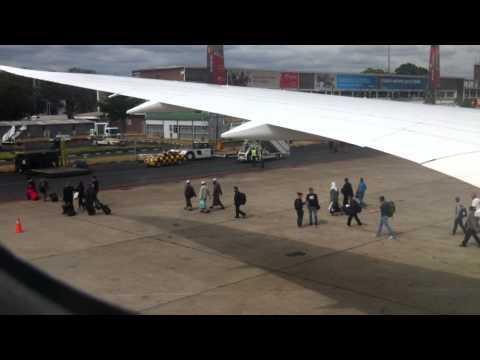 ZAMBIA LUSAKA AIRPORT