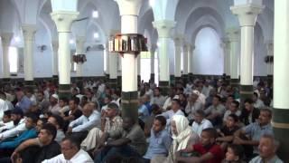 خطبة عيد الإضحى الجامع الكبير مدنين