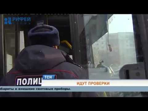 В Перми инспекторы ГИБДД сняли с линии 186 неисправных автобусов