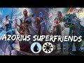 Azorius Superfriends [MTG Arena] | UW Planeswalker Superfriends Deck in RNA Standard