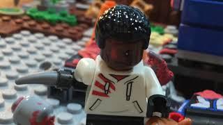 Unused LEGO ZOMBIE INVASION shots