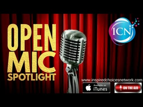 Open Mic Spotlight ~ Guest, Doug Buckingham