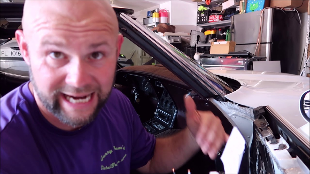 C3 Chevy Corvette How To Replace And Fix The Power Door Locks Youtube