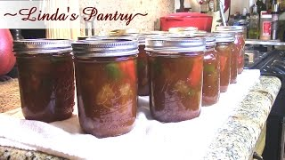 ~home Canned Sweet & Sour Sauce With Linda's Pantry~