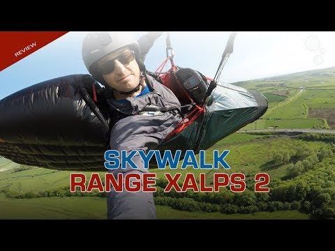 Can I beat Chrigel on the Skywalk RANGE XALPS 2?