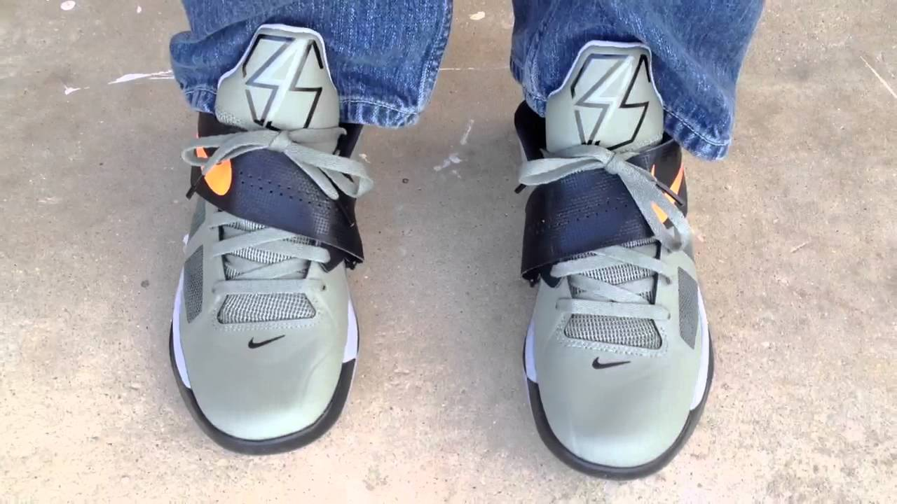 best loved 36d19 4a80f Nike Zoom KD IV 4