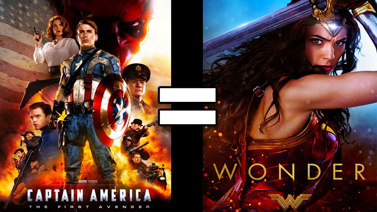 captain america first avengers movie