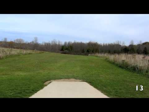 Tendick Nature Park Disc Golf Course Saukville, WI