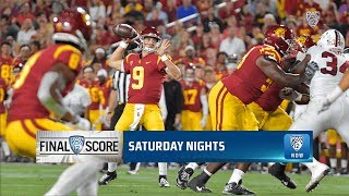 Highlights: Kedon Slovis leads USC football to 45-20 win over No. 23 Stanford