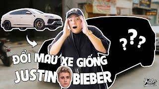 Fabo Đổi Màu Xe Giống Justin Bieber | Range Rover Sport HSE 2020