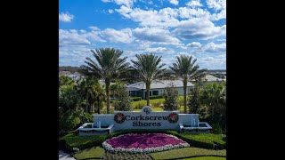 Corkscrew Shores in Estero Florida