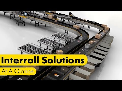 Interroll Solutions At A Glance