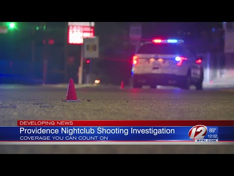 Suspects Arrested After Providence Nightclub Shooting