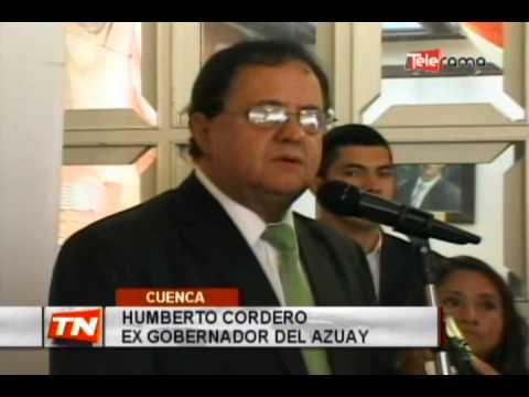 Gobernador anuncia la renuncia a sus funciones