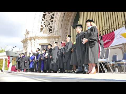 San Diego City College Graduation 2017