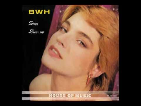 B.W.H. - Livin' Up (Italo-Disco on 7