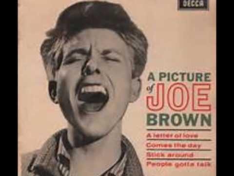It Only Took A Minute - Joe Brown 1962