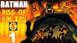 Batman: Rise of Sin Tzu - Part 1 - Robin Cleaning Up