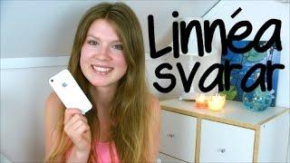Linnéa svarar: sommarplaner, One Direction konsert m.m.