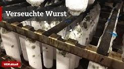 Nach zwei Toten: Keimbelastete Wilke-Wurst in ganz NRW | WDR Aktuelle Stunde