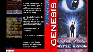 Time Trax (Sega Genesis) Music / Soundtrack